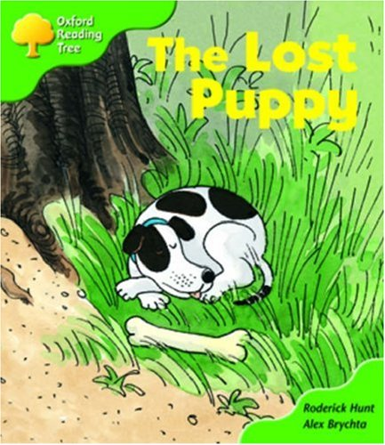 9780198464334: Oxford Reading Tree: Stage 2: More Patterned Stories A: the Lost Puppy