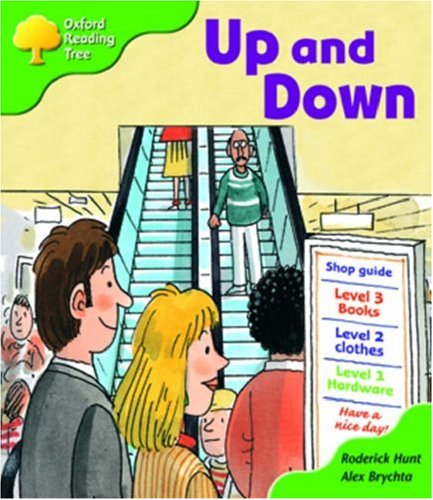 9780198464365: Oxford Reading Tree: Stage 2: More Patterned Stories A: Up and Down