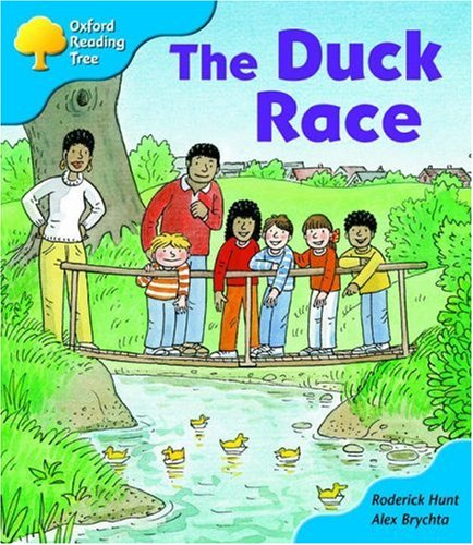 9780198464495: Oxford Reading Tree: Stage 3: First Phonics: The Duck Race