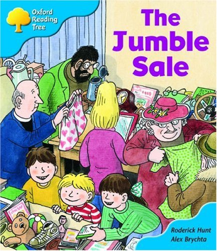 9780198464600: Oxford Reading Tree: Stage 3: More Storybooks A: the Jumble Sale