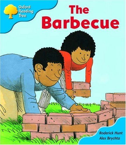 9780198464686: Oxford Reading Tree: Stage 3: More Storybooks B: The Barbecue