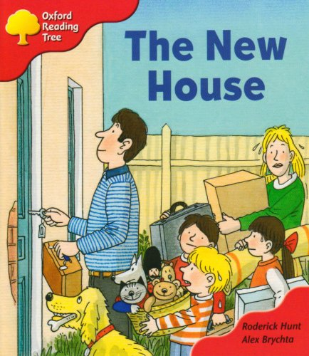 9780198464785: Oxford Reading Tree: Stage 4: Storybooks: the New House