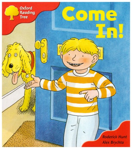 9780198464792: Oxford Reading Tree: Stage 4: Storybooks: Come In!
