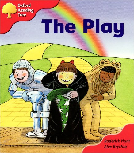 9780198464815: Oxford Reading Tree: Stage 4: Storybooks: the Play