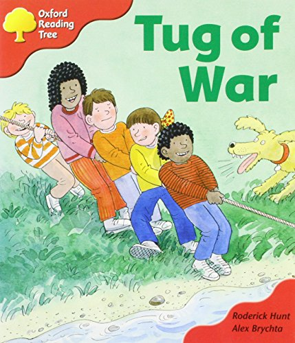 9780198465041: Oxford Reading Tree: Stage 4: More Storybooks C: Tug of War