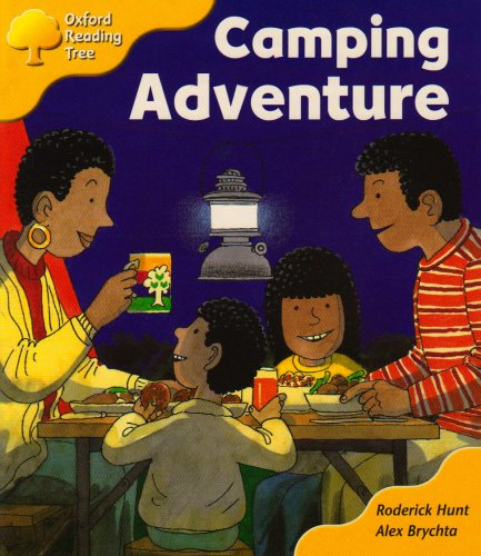 9780198465300: Oxford Reading Tree: Stage 5: More Storybooks B: Camping Adventure