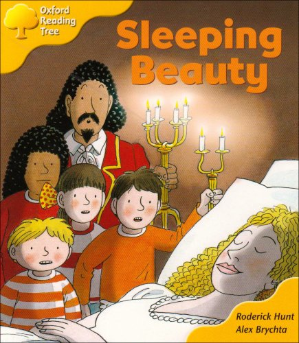 9780198465393: Oxford Reading Tree: Stage 5: More Storybooks C: Sleeping Beauty