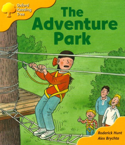 9780198465409: Oxford Reading Tree: Stage 5: More Storybooks C: the Adventure Park