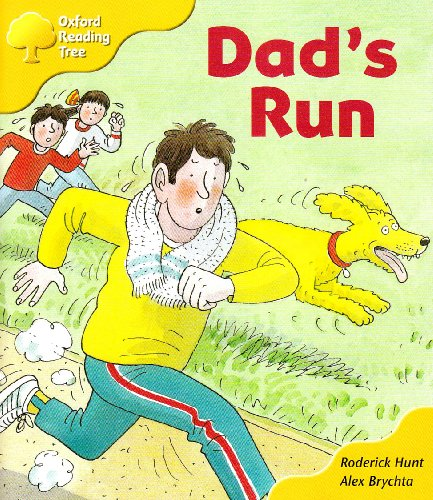 9780198465447: Oxford Reading Tree: Stage 5: More Storybooks C: Dad's Run