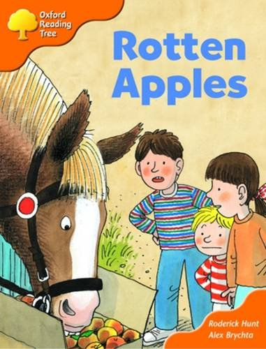 9780198465492: Oxford Reading Tree: Stage 6: More Storybooks A: Rotten Apples