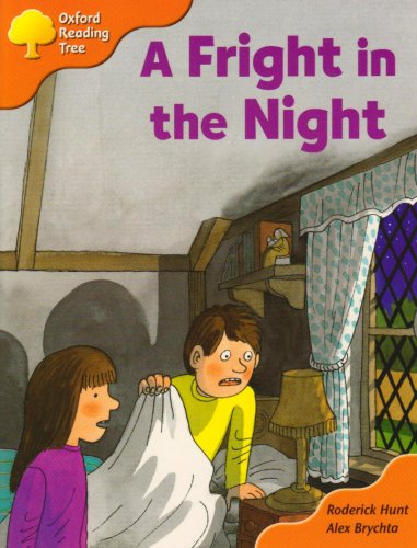 9780198465522: Oxford Reading Tree: Stage 6: More Storybooks A: a Fright in the Night