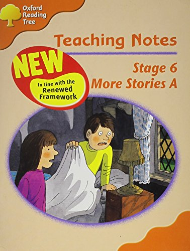 9780198465546: Oxford Reading Tree: Stage 6: More Storybooks A: Teaching Notes