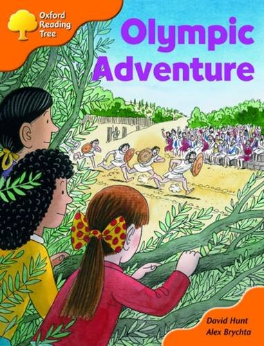 9780198465607: Oxford Reading Tree: Stage 6: More Storybooks C: Olympic Adventure
