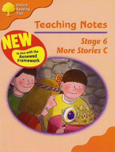 9780198465638: Oxford Reading Tree: Stage 6: More Storybooks C: Teaching Notes