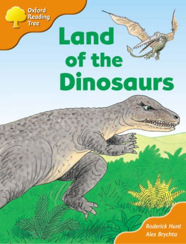 9780198465676: Oxford Reading Tree: Stage 6 and 7: Storybooks: Land of the Dinosaurs