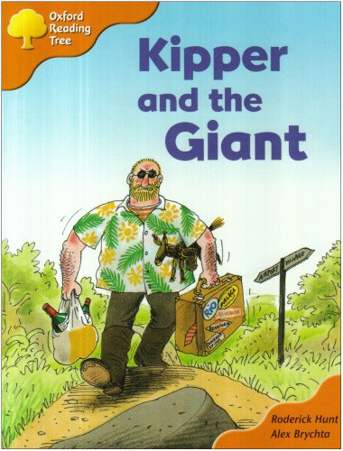 9780198465690: Oxford Reading Tree: Stage 6 and 7: Storybooks: Kipper and the Giant