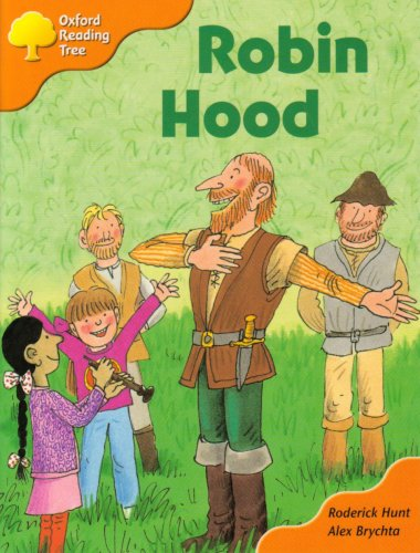 9780198465713: Oxford Reading Tree: Stage 6 and 7: Storybooks: Robin Hood