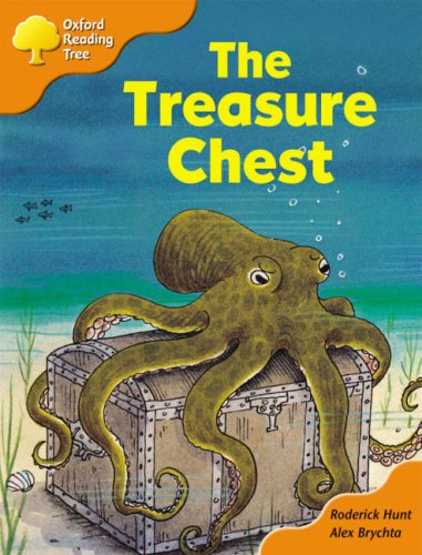 9780198465720: Oxford Reading Tree: Stage 6 and 7: Storybooks: the Treasure Chest