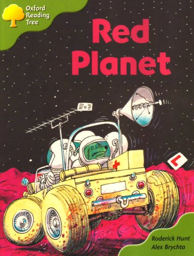 9780198465751: Oxford Reading Tree: Stages 6 & 7: Storybooks: The Red Planet