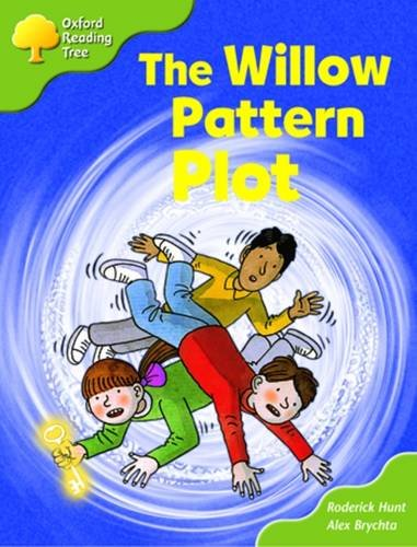 9780198465829: Oxford Reading Tree: Stage 6 and 7: More Storybooks B: The Willow Pattern Plot
