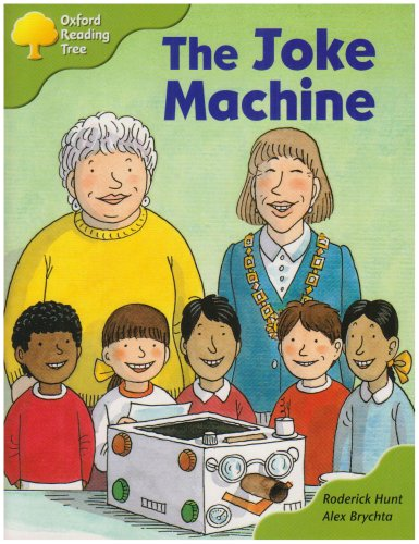 9780198465836: Oxford Reading Tree: Stage 6 and 7: More Storybooks B: the Joke Machine