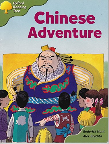 9780198465904: Oxford Reading Tree: Stage 7: More Storybooks A: Chinese Adventure