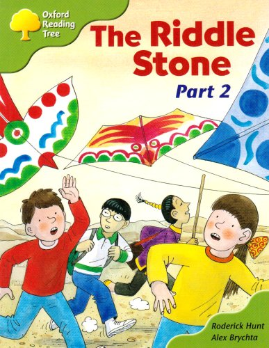9780198466000: Oxford Reading Tree: Stage 7: More Storybooks C: The Riddle Stone Part 1: Part 2