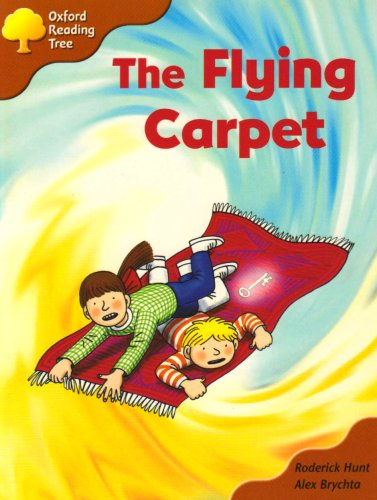 9780198466062: Oxford Reading Tree: Stage 8: Storybooks: The Flying Carpet