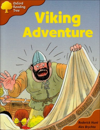 9780198466116: Oxford Reading Tree: Stage 8: Storybooks: Viking Adventure