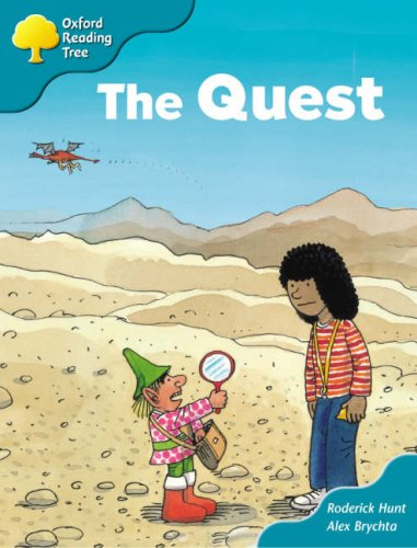 9780198466260: Oxford Reading Tree: Stage 9: Storybooks: The Quest