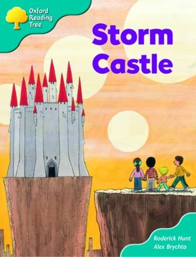9780198466277: Oxford Reading Tree: Stage 9: Storybooks: Storm Castle