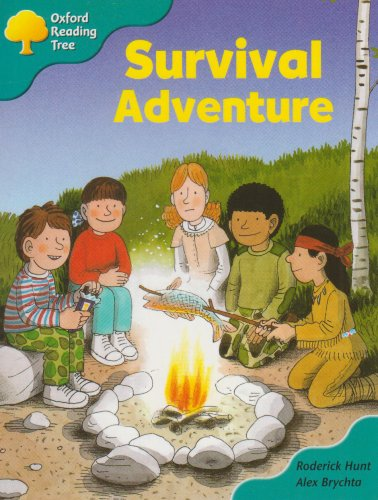 9780198466291: Oxford Reading Tree: Stage 9: Storybooks: Survival Adventure