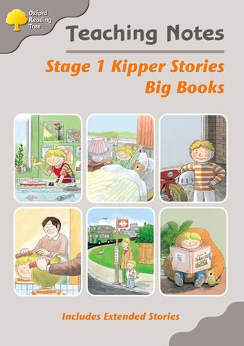 9780198466406: Oxford Reading Tree: Level 1: Kipper Storybooks: Big Book Teaching Notes