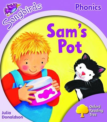 9780198466581: Oxford Reading Tree: Stage 1+: Songbirds: Sam's Pot