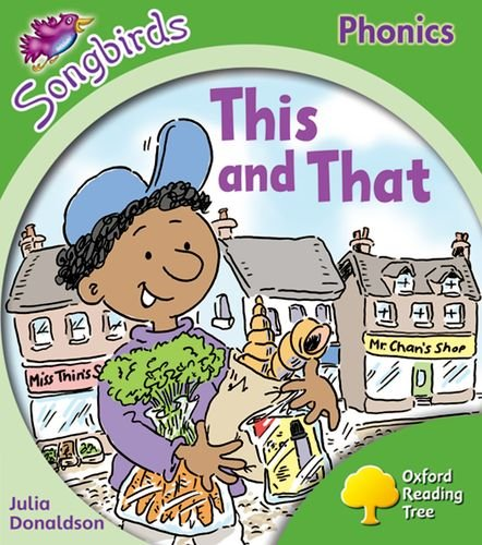 9780198466666: Oxford Reading Tree: Level 2: Songbirds: This and That