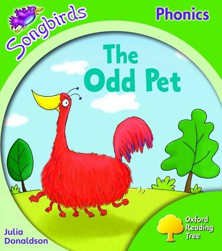9780198466680: Oxford Reading Tree: Stage 2: Songbirds: The Odd Pet