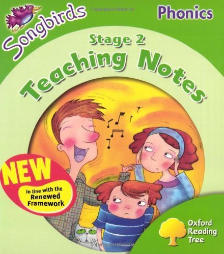 9780198466697: Oxford Reading Tree: Stage 2: Songbirds Phonics: Teaching Notes