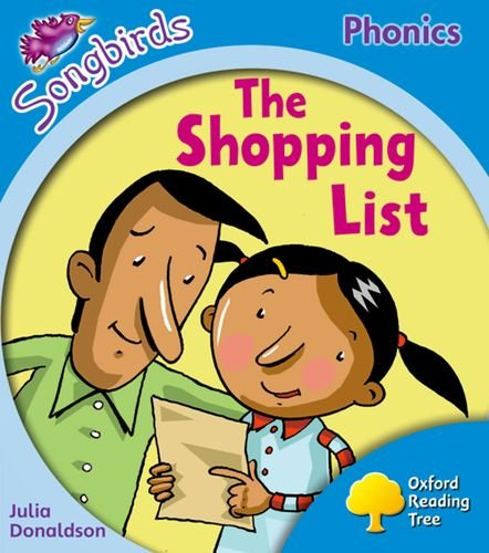 9780198466765: Oxford Reading Tree: Level 3: Songbirds: The Shopping List
