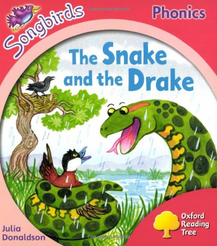 9780198466826: Oxford Reading Tree: Level 4: Songbirds: the Snake and the Drake