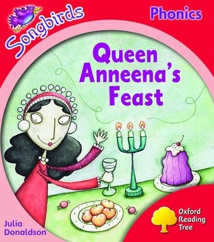 9780198466864: Oxford Reading Tree: Level 4: Songbirds: Queen Anneena's Feast