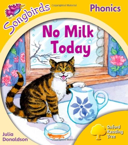 9780198466901: Oxford Reading Tree: Stage 5: Songbirds: No Milk Today