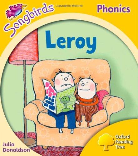 9780198466918: Oxford Reading Tree: Level 5: Songbirds: Leroy