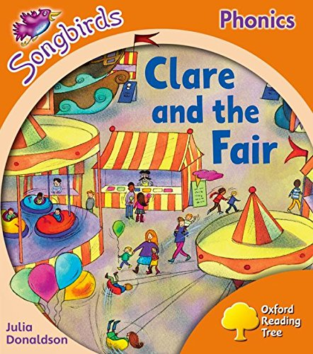 9780198466970: Oxford Reading Tree: Stage 6: Songbirds Phonics: Pack (6 books, 1 of each title)