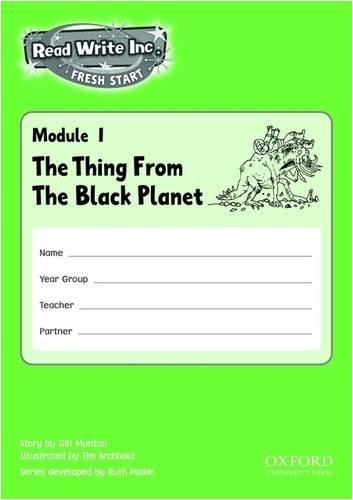 9780198467335: Read Write Inc.: Fresh Start: Modules 1-5 Pack of 5