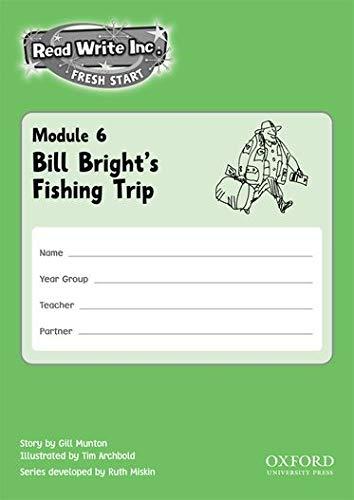 9780198467359: Read Write Inc.: Fresh Start: Modules 6-10 Pack of 5