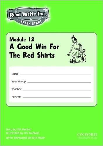 9780198467373: Read Write Inc.: Fresh Start: Modules 11-15 Pack of 5