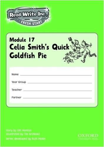 9780198467397: Read Write Inc.: Fresh Start: Modules 16-20 Pack of 5