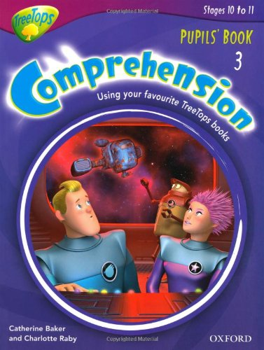 9780198467458: Oxford Reading Tree: Y3/P4: TreeTops Comprehension: Pupils' Book