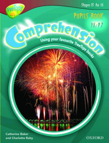 9780198467489: Oxford Reading Tree: Y6/P7: Treetops Comprehension: Pupils' Book