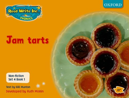 9780198468004: Read Write Inc. Phonics: Non-fiction Set 4 (orange): Jam Tarts - Book 1